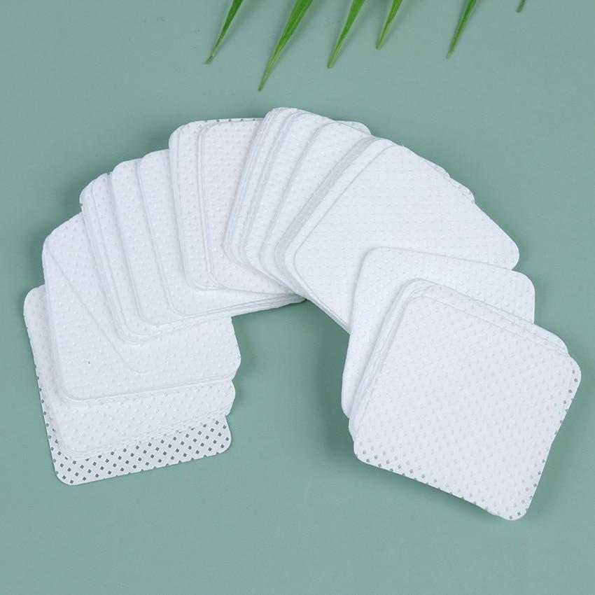 Paper Cotton Wipes Eyelash Glue Remover 3