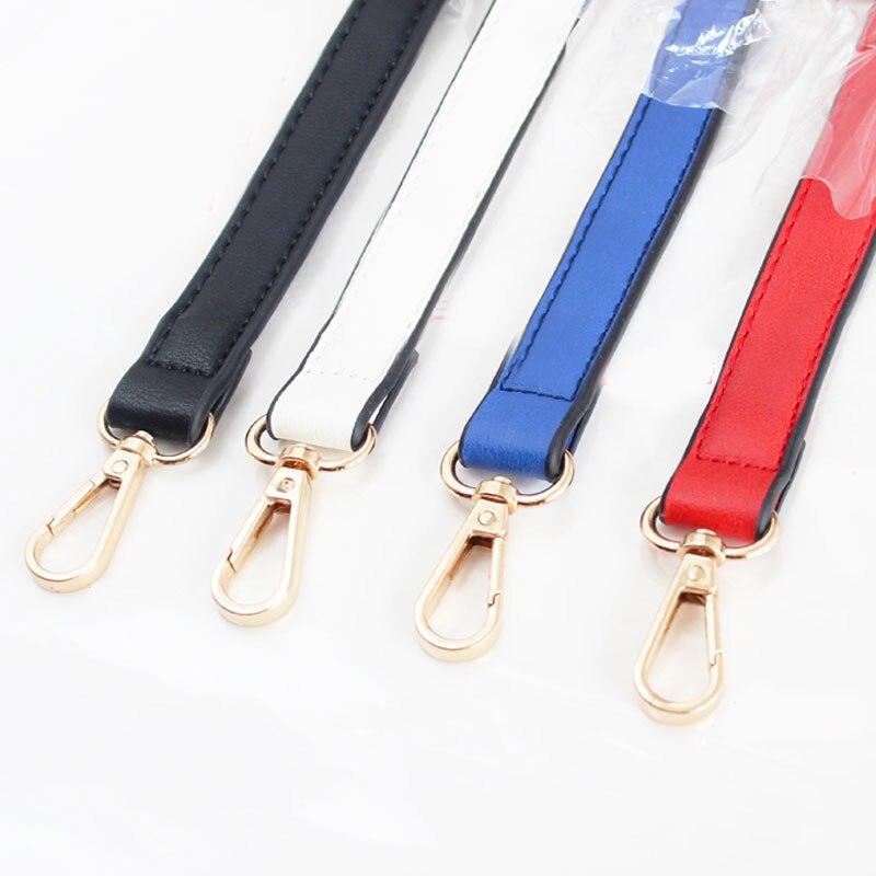 120cm Fashion PU Women Bag Strap Adjustable Shoulder Messenger Bag Belt DIY Replacement Handbag Handle Bag Accessories Buckle