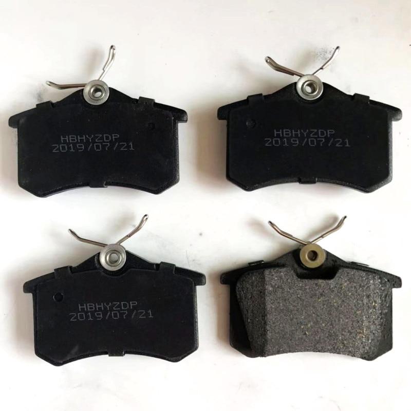 Jeu de plaquettes de frein arrière C3XR auto plaquettes de frein à disque KIT-FR pour SAIC MG3 MG5 ROEWE 350 Automobile PSA Peugeot Citroen part 10030811
