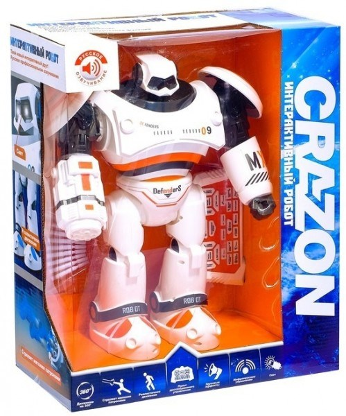 RC Interactive Robot CraZon-ZYA-A2721-1