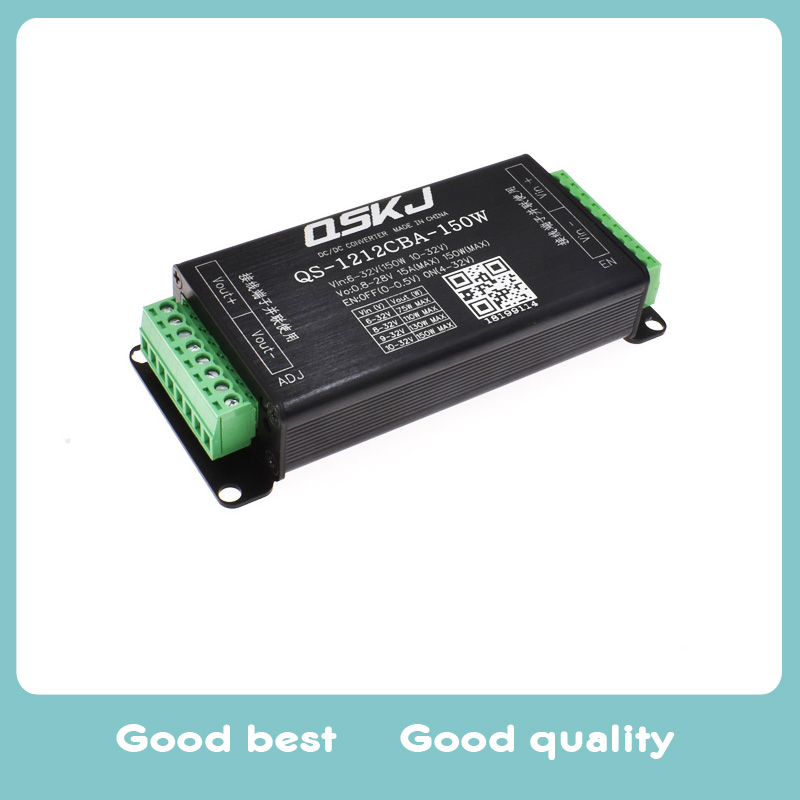 Convertisseur cc 6-32V 12V à 0.8-28V 5V 150W Buck Boost monter puissance PC de voiture