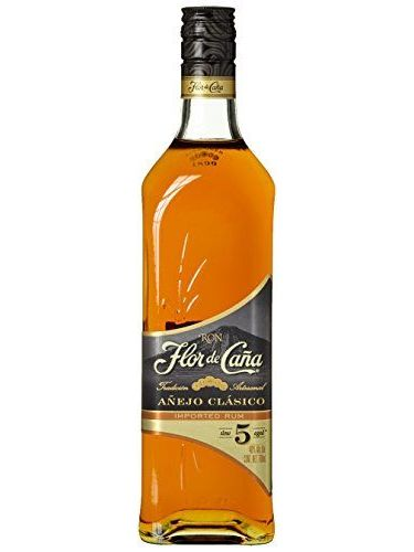 Flor De Cana Gold 5 Years Old  Rum (1 X 0.7 L)
