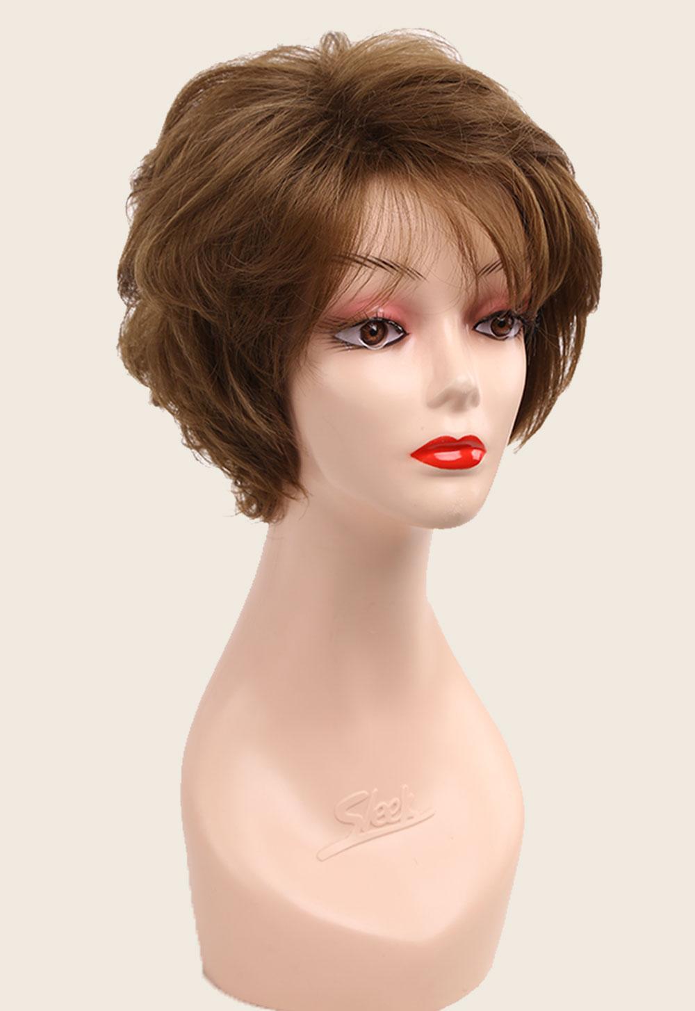brown amir perucas completas para o cabelo