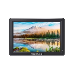 Feelworld T756 7 Inch IPS Full HD 4K On-Camera Monitor 1920 x 1200 Resolution / Support 4K Signal HD Input/ Output with Histogra