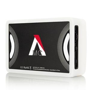 Image 5 - Aputure AL MCแบบพกพาLED Light 3200K 6500K Mini RGBที่มีHSI/CCT/FXโคมไฟโหมดถ่ายภาพวิดีโอ