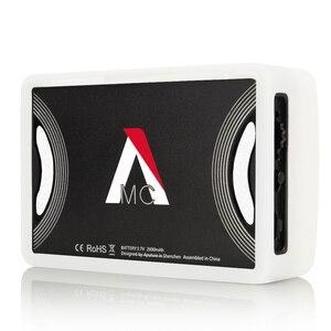 Image 5 - Aputure AL MC Tragbare LED Licht 3200K 6500K mini RGB licht mit HSI/CCT/FX Beleuchtung modi Video Fotografie Beleuchtung