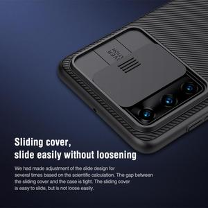 Image 2 - NillkinสำหรับHuawei P40 /P40 Pro CamShieldกรณีสไลด์ฝาครอบเลนส์ป้องกันเลนส์สำหรับHuawei P40 pro 5G