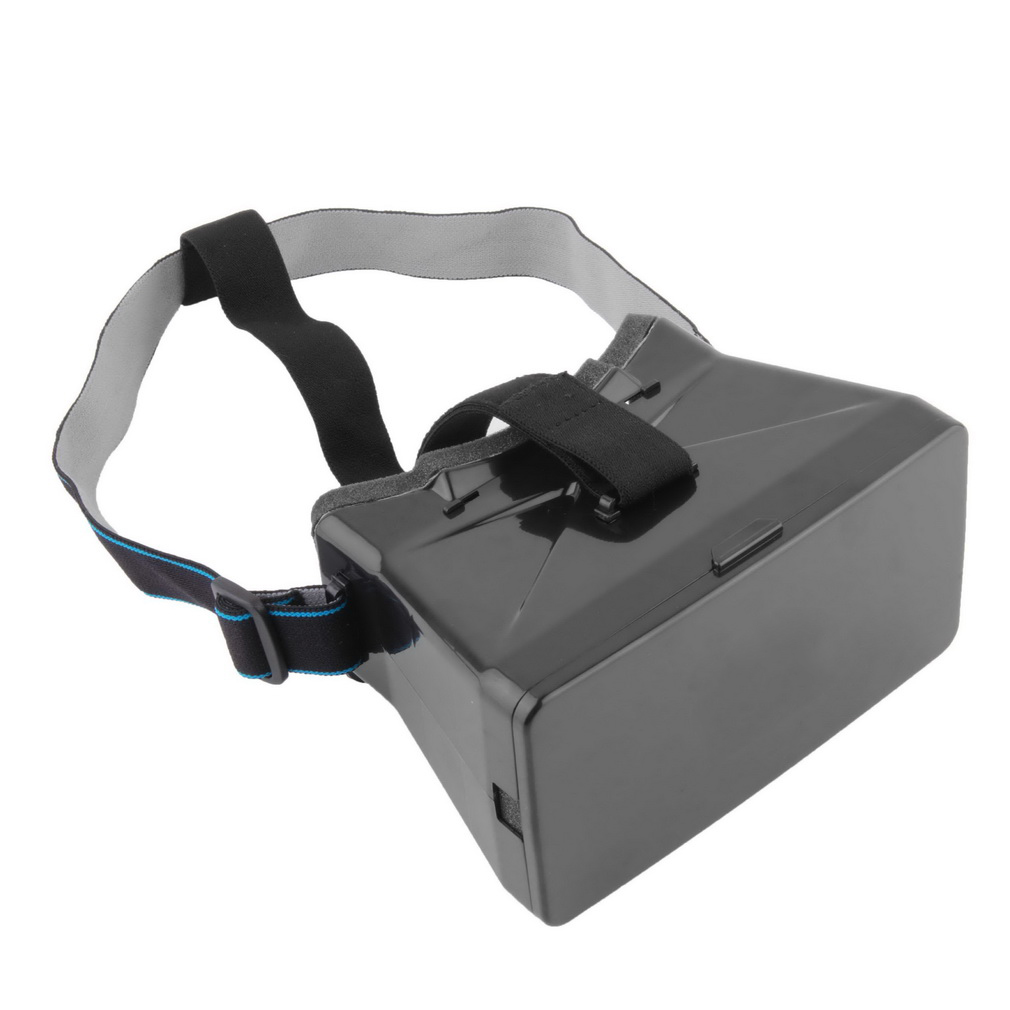 Universal Virtual Reality 3D Video Glasses For Google Cardboard VR 3D Movies Games With Resin Lens For 3.5~6 inch smartphone hot image