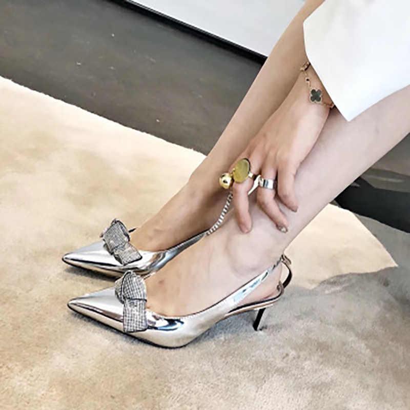 ผู้หญิง Wedges รองเท้าแตะ 2020 ฤดูร้อนแฟชั่นสายคล้องข้อเท้า Peep Toe กันน้ำของผู้หญิง CLASSIC Elegant สุภาพสตรีรองเท้า