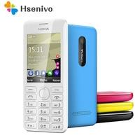 2060 Dual Sim Original Nokia 2060 206 2G GSM 1.3MP 1100mAh Entsperrt Günstige Renoviert Celluar Telefon Renoviert-in Handys aus Handys & Telekommunikation bei