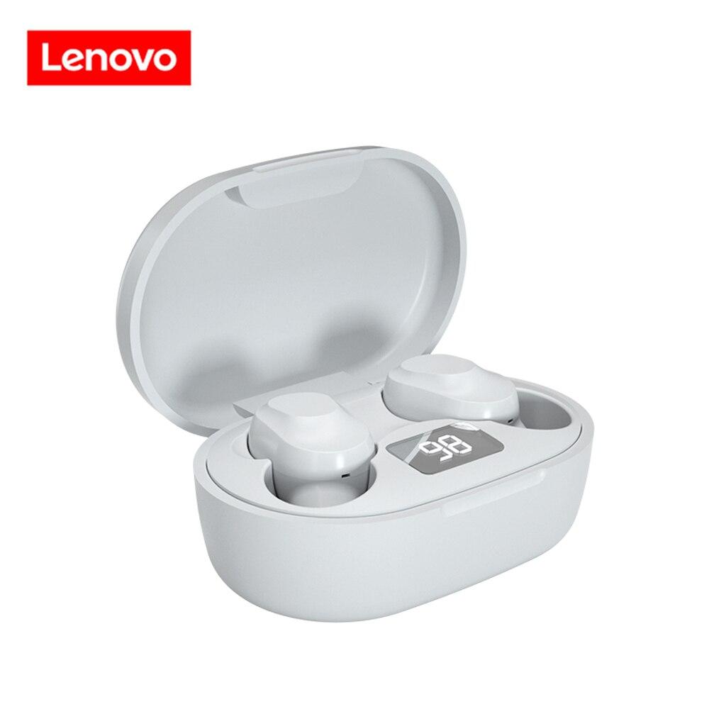 TWS-наушники Lenovo XT91 с поддержкой Bluetooth 5,0 и сенсорным управлением, 300 мА ч