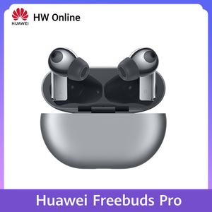 Huawei Freebuds Pro TWS Earphone Wireless Bluetooth 5.2 Earbuds Active Noise Cancellation For Mate 40 Pro P30 Pro Mobile Phone