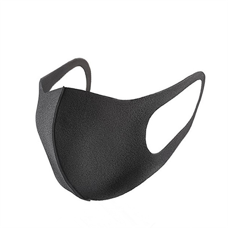 1/10/20pcs Reusable Cotton Mouth Face Mask Cover Anti-PM2.5 Pollution Anti-Dust Anti-Smog Mask Filter 3D Earloop Face Mask