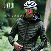 Winter Cycling Jacket-Equipment LAMEDA Jersey Mountain-Road-Bike Fleece Breathable Double-Zipper