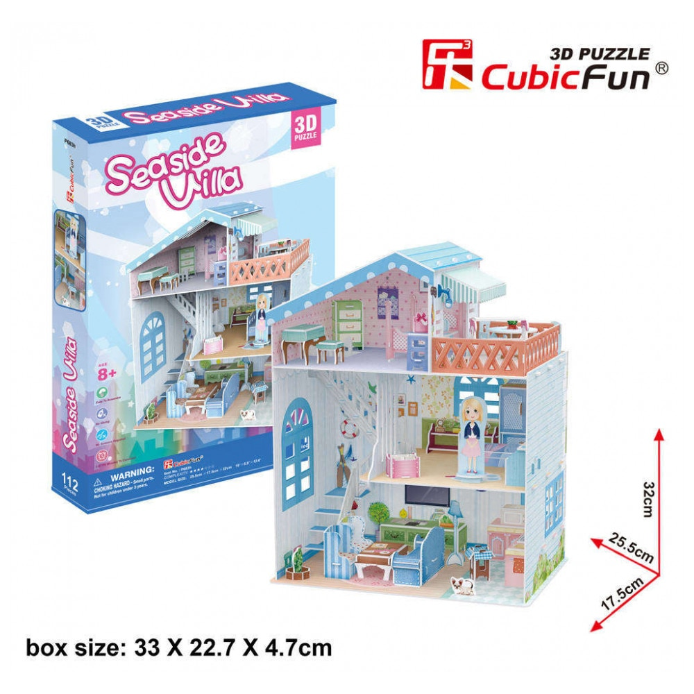 Toys & Hobbies Games and Puzzles Puzzles CubicFun 532296 паззл vintage puzzles