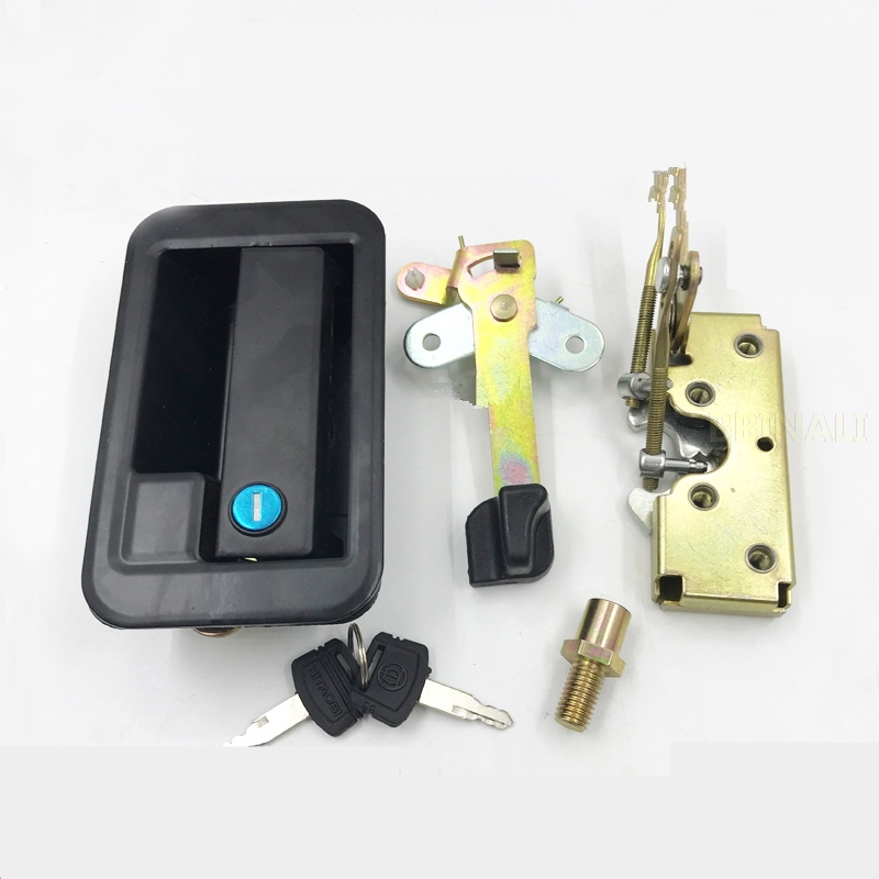 Operator Cabin Lock Driver/'sDoor Lock For Hyundai R150 215 225 305-7 Excavator
