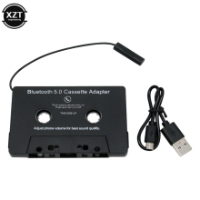 Conversor mp3/sbc do bluetooth da fita do carro/cassete audio estereofônica de bluetooth para adaptador aux da cassete do smartphone