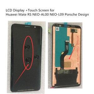ЖК-дисплей для Huawei Mate RS NEO-AL00 NEO-L09 Porsche дизайн дисплей экран + сенсорная панель стекло Объектив дигитайзер в сборе