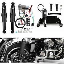 Support central électrique pour moto, Suspension dair arrière, pour Harley Road King Electra drift, Road drift, Street drift, 2009 2016