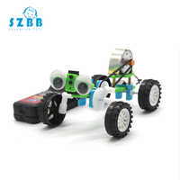 Sz Dampf RC Roboter Reptil Modell Bau Kit Spielzeug DIY Kinder Wissenschaft Experiment Spielzeug Erfindung STAMM Bildung Schule Projekt