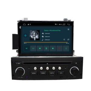 Image 4 - Автомагнитола Android 10 для C5 2005 2012, DVD плеер, GPS навигация, Bluetooth, RDS, управление на руле, Wi Fi, GPS Navi