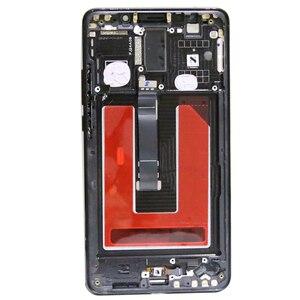 Image 3 - Original pour Huawei Mate 10 LCD écran tactile panneau de verre pièces de rechange Huawei MATE 10 cadre de capteur daffichage ALP L09 ALP L29