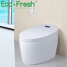 Ecofresh керамический скрытый бак для ванной комнаты Электрический