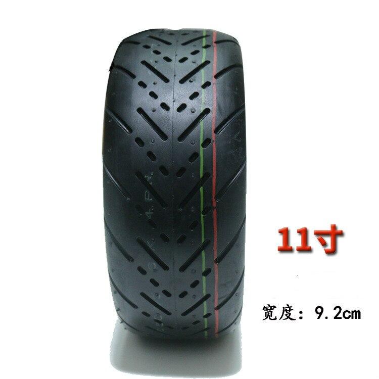 Шина Coolride Cst11 для Dualtron Ultra, толстая шина 11 дюймов, 90/65-6,5, внутренняя и внешняя пневматические шины
