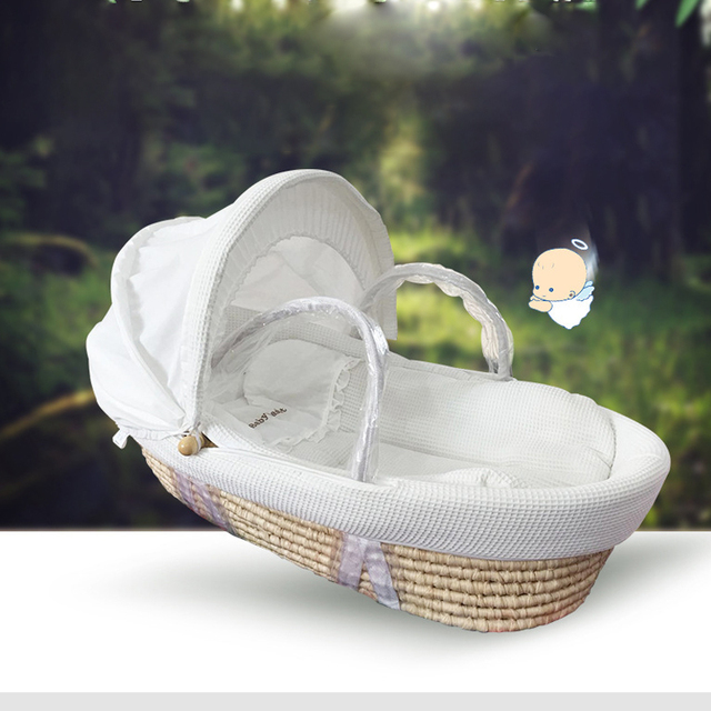 Keranjang Baby Newborn Portable  5
