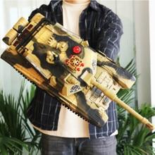 44 см Радиоуправляемый Военный танк, радиотанк, тактический автомобиль, основной боевой военный основной боевой танк, модель звукового отката, электронные игрушки для мальчиков