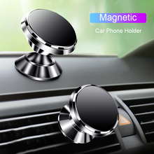 Magnetic Car Phone Holder Stand For Mobile phone In Car Air Vent Mount Universal Magnet Car Dashboard Support For iphone Samsung jxsflye new products 2019 innovative product car mount universal phone holder dashboard magnetic car holder