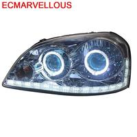 Cob Assessoires Exterior Daytime Drl Running Led Headlights Car Lights Assembly 08 09 10 11 12 13 14 15 FOR Buick Excelle