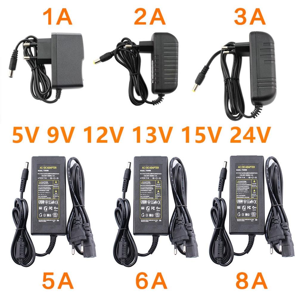 De suministro de adaptador conversor AC DC 220v a 12v 12V 6V 8V 9V 10V 13V 14V 15V 24v 1A 2A 3A 5A 6A 8A 10A fuente de alimentación para la tira del led|Fuente de alimentación de conmutación| - AliExpress