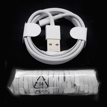 10Pcs/Lot USB Cable For iPhone Cable Fas