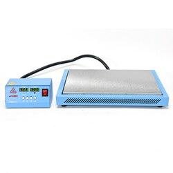300*300mm typ podziału elektroniczna płyta grzejna rozgrzej stację wysokiej jakości jl w Części do narzędzi od Narzędzia na