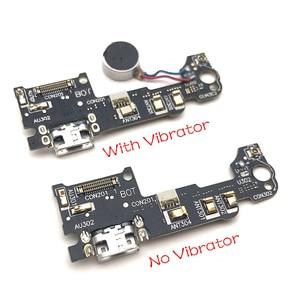 Image 1 - 10Pcs/Lot, New Mic USB Charging Dock Port Contector Flex Cable For Asus Zenfone 3 Laser ZC551KL Replacement