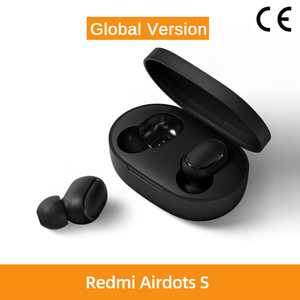 Image 4 - Xiaomi Redmi AirDots S Tai Nghe Nhét Tai Tai Nghe Tai Nghe Bluetooth 5.0 TWS Stereo Không Dây SBC Dễ Thương Mini Tai Nghe Tự Động Sạc Hộp