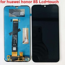 100% Original Tested For Huawei honor 8S 2019 KSA LX9 LCD DIsplay+Touch Screen Digitizer Assembly For Huawei honor 8S AMN LX9