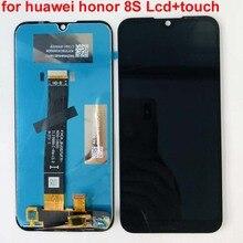 100% Original testé pour Huawei honor 8S 2019 KSA LX9 écran LCD + écran tactile numériseur assemblée pour Huawei honor 8S AMN LX9
