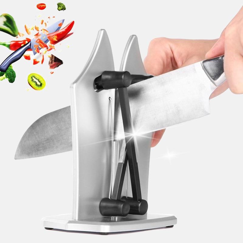 Professional Knife Sharpener Diamond Knife Sharpener Stone Grinder Kitchen Knives Sharpening Tools Whetstone As Seen on TV|Sharpeners|   - AliExpress