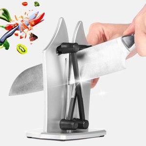 Professional Knife Sharpener Diamond Knife Sharpener Stone Grinder Kitchen Knives Sharpening Tools Whetstone As Seen on TV(China)