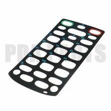 (10 pces) 10 pces teclado sobreposição (28 key) para motorola symbol mc3100 mc3190 series