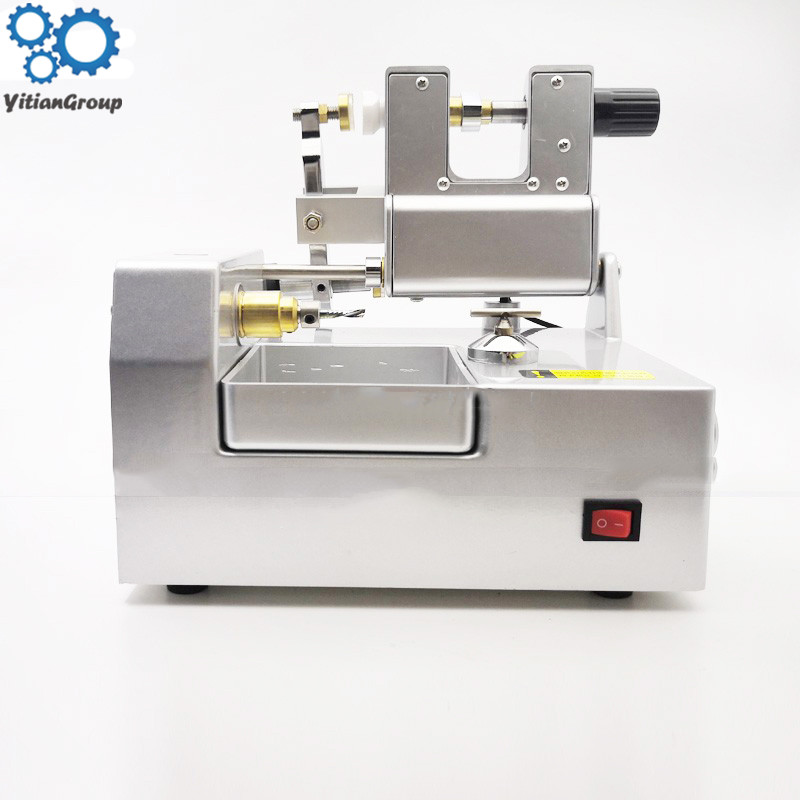 Glasses Equipment Cp-4A Lens Cutting Machine Adjustable Size Fast Cutting Resin Lens