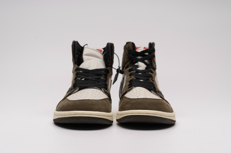 Трэвис Скотт x Air 1 высота CD4487 100 1s кактус Джек для мужчин и женщин мужские спортивная обувь для Баскетбольная кроссовки в стиле ретро лучшее качество EUR 36 45