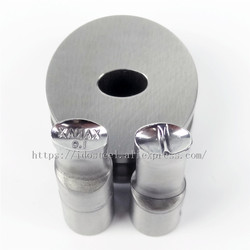 Ellipse shape 8.8x5.2mm XA Milk Tablet Die 3D Punch Press Mold Candy Punching Die,BateRpak Calcium Tablet Punch Pill Press Die