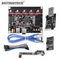 BIGTREETECH BTT SKR V1.4 SKR V1.4 Turbo Control Board 32 Bit WIFI Writer DCDC 3D Printer Parts VS SKR V1.3 TMC2209 TMC2208