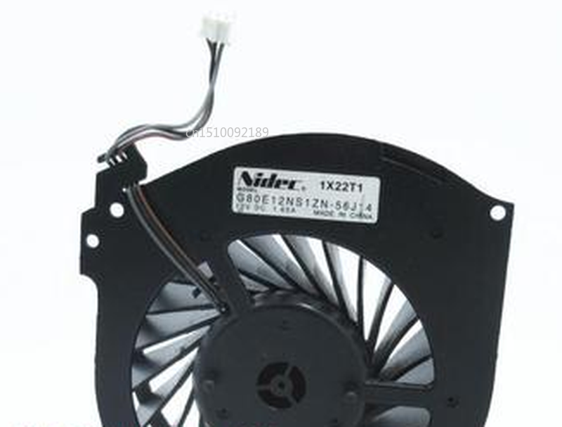 Free Delivery. G80E12NS1ZN - 56 J14 12 V 1.65 A Large Projector TV A Cooling Fan One Year Warranty