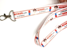 New cartoon Nurse  Neck Strap Lanyards  Badge Holder Rope Pendant Key Chain Accessorie