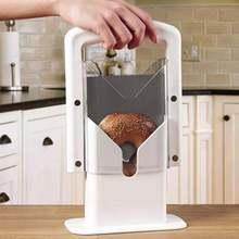 Практичный тостов овощерезка равномерно для нарезки хлеба вспомогательный