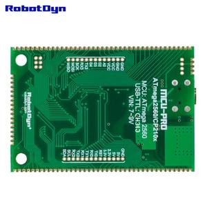 "Image 3 - Mới Ban Đầu MCU PRO Mega 2560 CH340C/ATmega2560 16AU, USB CH340C Castellated Sân 0.05 ""Tương Thích Cho Arduino Mega 2560 DIY"